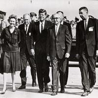 Kennedy Memorabilia Exhibit