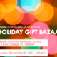Oberlin Community Music School Holiday Gift Bazaar