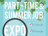 Part-time & Summer Job Expo for Students