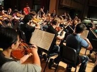 University Symphony Orchestra featuring student concerto competition winners