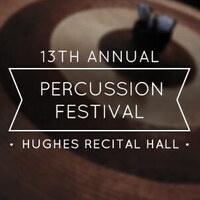 13th Annual Percussion Festival