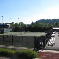 Oregon Tennis - M vs. UC Santa Barbara