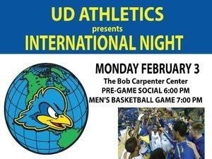 International Night at the Bob
