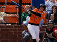 Pacific Softball vs BYU