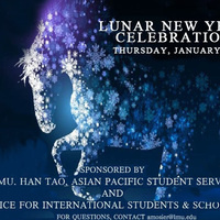Lunar New Year's Eve convo celebration