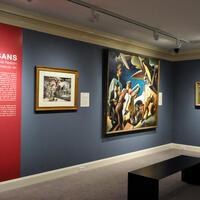 Gallery Talk: Partisans: Social Realism in American Art