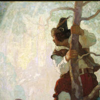 Envisioning America: The Illustrative Art of N.C. Wyeth and Norman Rockwell