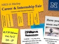NRES-Mackay Career & Internship Fair