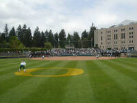 Oregon Softball vs. California