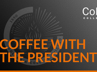 Coffee with the President: Student Spaces