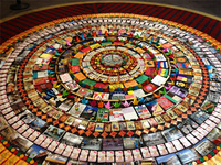 Artist Reception: Mandala Installation for the Lunar New Year