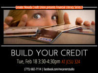 Financial Literacy: Build Your Credit
