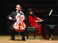 Argenta Concert Series: David Finckel and Wu Han Special Benefit Recital