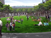 Using vacant lots to demonstrate the role for urban green space