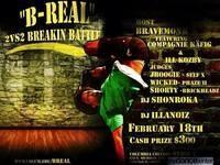 B-Real Two-on-Two Breakin' Battle