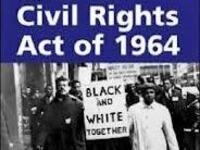 1964 Civil Rights Act: 50th Anniversary - Exhibition