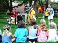 Watermelon Concerts on the Quad - (Whitney Meyer)