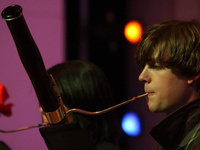 "Wind Ensemble: ""The Wind Band Music of David Holsinger"""