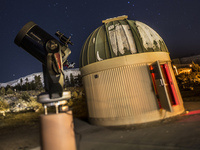 Star Party at the MacLean Observatory