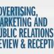 Advertising, Marketing & Public Relations Reception - IE2014