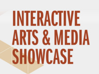Interactive Arts & Media Showcase - IE2014