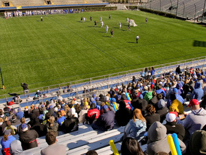 Men's Lacrosse vs. Drexel/Youth Day at Delaware Stadium