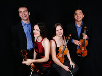 Faculty Recital: Quartet-in-Residence Jupiter String Quartet