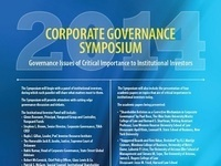 2014 Corporate Governance Symposium
