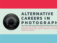 Alternative Careers in Photography Panel