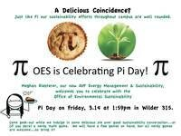 OES Pi Day Celebration