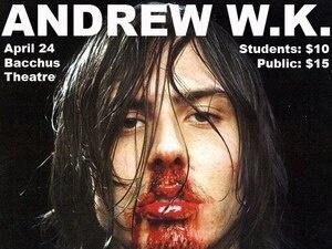 Andrew WK Concert