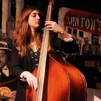 Adi Meyerson, bass | Spring '14 Ensemble & Recital Series | New School Jazz