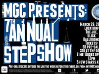 7th Annual Stompin' With the Pack Step Show