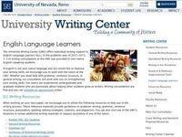 English Language Learners Writer's Workshop Series