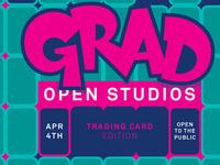 Graduate Open Studios