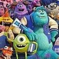 Cards Under the Stars - Monsters University