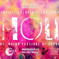 Holi - The Indian Festival of Colors