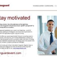 Vanguard Virtual Career Event
