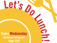 Career Center: Let's Do Lunch!