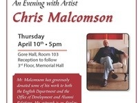 An Evening with the Artist - Chris Malcomson
