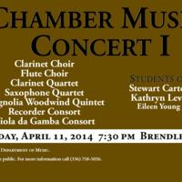 Chamber Music Concert I