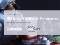 Interdisciplinary Arts MFA Thesis Exhibition