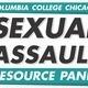 Columbia College Chicago Sexual Assault Resource Panel