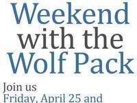 Weekend with the Wolf Pack- Academics Showcase