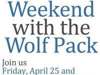 Weekend with the Wolf Pack- Alumni Soccer Game