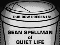 Pub Row Presents: Sean Spellman of Quiet Life, Mike LoCicero, Grant Livesay, and Thomas Kozak Music Showcase and Coffeehouse