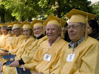 Golden Reunion - Commencement Ceremonies & Breakfast
