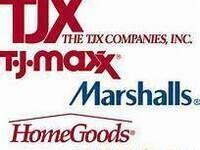 TJX Companies Pop-Up