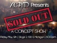 "XC3ND Columbia College Chicago Show Choir Presents ""Sold Out"""