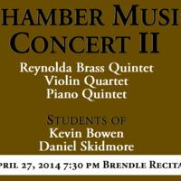Chamber Music Concert II